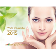 "World of Cosmetics"" Product catalogue 2015"