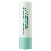 "Vitaminized lip care stick ""4 seasons"" with vitamins A and E"