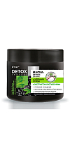 Hair Mask-Detox with Black Charcoal and Neem Leaf Extract