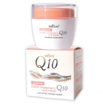 DAY FACIAL CREAM-ENERGY WITH Q10