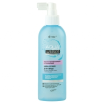 Facial Ultra Moisturizing Refreshing AQUA-SPRAY Express Help for the skin during the day