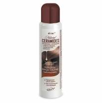 "HAIRSPRAY with CERAMIDES ""Megavolume"" with superstrong fixing"