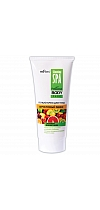 "Gentle body cream ""Fruity mix"" with green coffee extract"