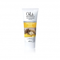 Nourishment and Cleansing Argan and Jojoba Oil Facial Scrub-Mask for Dry and Sensitive Skin