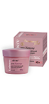 Smoothing Anti-Wrinkle Night Cream-Cashmere for Face and Neck 45+