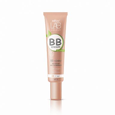 BB крем без масел и силиконов LAB colour 01 light