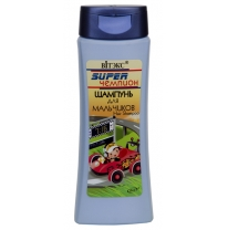 HAIR SHAMPOO for boys