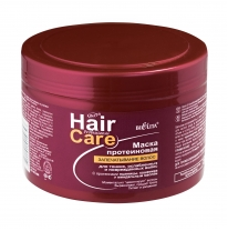 PROTEIN MASK Sealing of hair