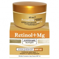 Day CREAM SPF 10 deep action + protection against photoaging