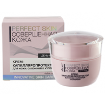 Capillary Protection Cream for COUPEROSE-PRONE SKIN