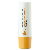 "Protective lip care stick ""4 seasons"" with Shea oil"