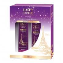 Gift set HAPPY MOMENTS Romantic France