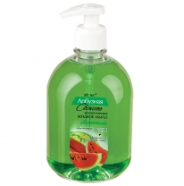 Cosmetic moisturizing soft soap