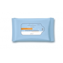 "Cosmetic wet wipes ""Daily clarification"" for problem skin"